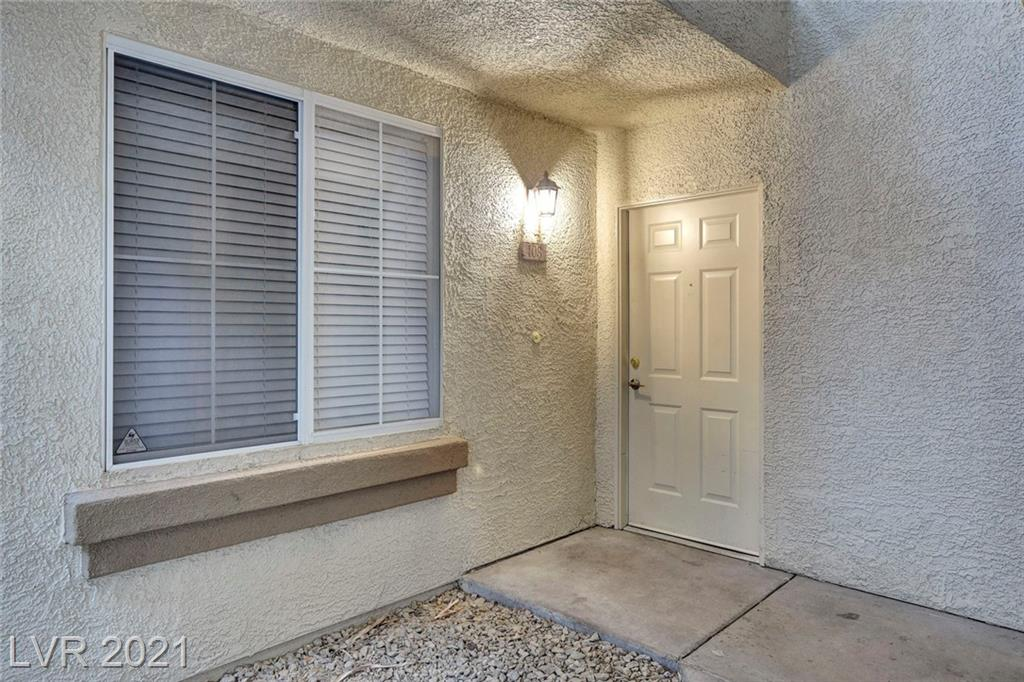 A Resort Style Living In The Highly Desirable West Side - Las Vegas. Community Amenities Include, State of The Art (2 Story) GYM & Fitness Center, Tennis Courts, 3 Pools, BBQ Area.  New Ceiling Fans & Lights In Family Room & Bedroom new kitchen sink and more! Unit Located on 1st floor All Appliances Included and a Garage!!!. Conveniently Located Off the 215 Beltway! Close to Shops and Public Transportation.
