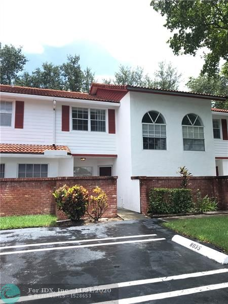 Excellent location nice townhouse with 2 bedrooms (upstairs) 2 full baths, one half bathroom on the first floor. New tiles and laminate floor. Small pet ok, children welcome. 2 assign parking space and guess. Very good school. See broker remark. Thank you for showing it.