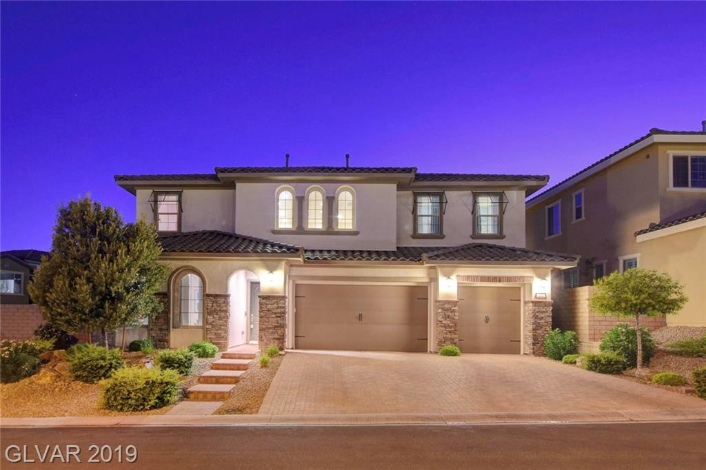 449 BEAUTIFUL HILL Court, Las Vegas, NV 89138