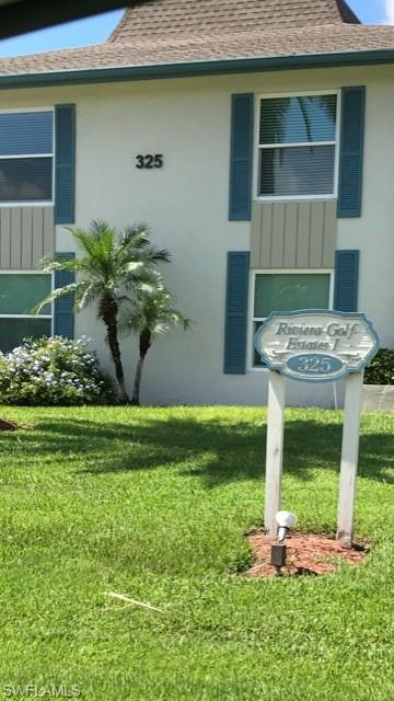 Amazing Condo in a 55+ community.  Offered turnley, this 2nd floor unit has beautiful pool views from the air conditioned lanai.  Pride of ownership shows throughout.  Riviera Golf Estates Condo I is a hidden gem.  Easy access to 5th Avenue and beaches.
