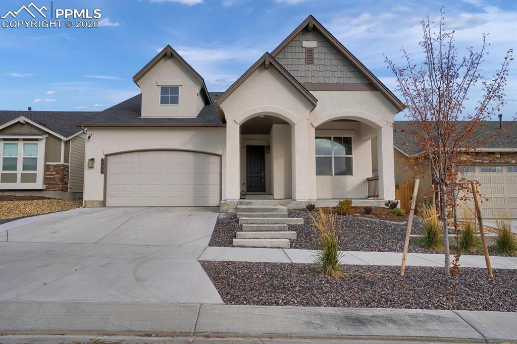 Check out this move in ready home located only minutes away from shopping, schools and parks. This home features main level living, stainless steel appliances, gas line to stove, granite counter tops, extended master bedroom close, low maintenance floors, large covered patio, recessed lighting, 3 car tandem garage and a finished basement with two bedrooms & large living room with a wet bar.