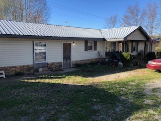 """Two unfinished areas and 1 storage building, house needs a lot of work or remove and build new.  Sold """"as is"""". Storage building in back does not remain.  Great location, 2 miles from 840 for easy access.  Great schools."""