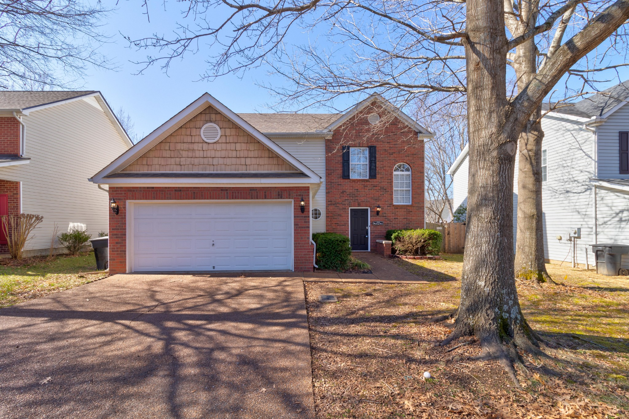Great 3 bedroom, 2.5 bathroom home! This home features new carpet, great room with fireplace, large primary suite, and fenced yard. Neighborhood features community pool, walking trails, gazebos, and more! Renting is NOT Allowed for the 1st. three years of ownership then it can be rented if approved by the HOA.
