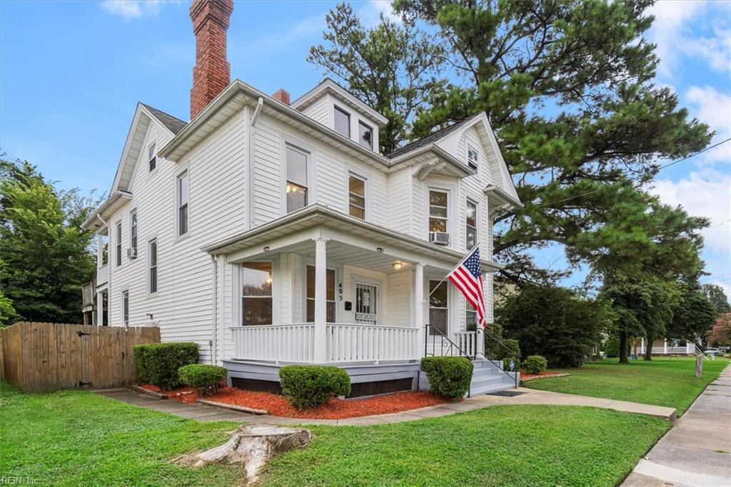 405 D Street, Chesapeake, VA 23324