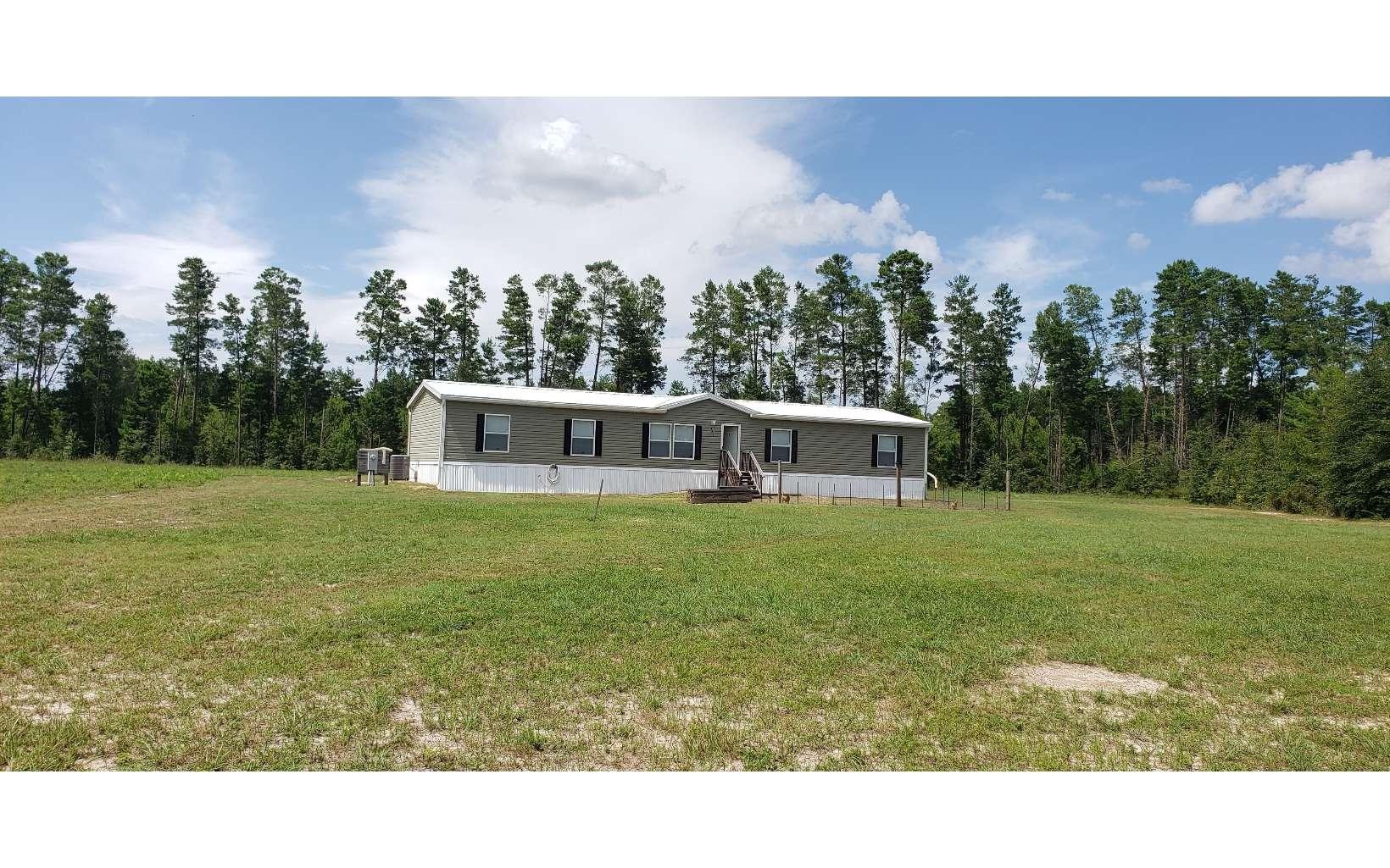 827 Beulah Church Rd, Lee, FL 32059