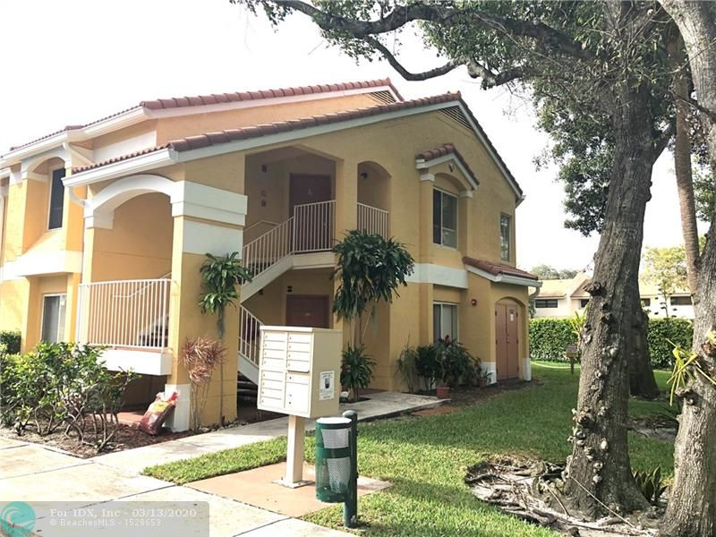Nice sought after second floor corner renovated unit in a beautiful gated parklike National Wildlife Federation  Certified Wildlife Habitat. Newly restored balconies, work just completed. Vacant and ready for immediate occupancy, some furnishings available. Great for homeowner or investor. Just minutes from I-95 and Turnpike and FLL airport! On Supra, Please advise agent at least 30 minutes prior to showing, Evan 954-232-7597