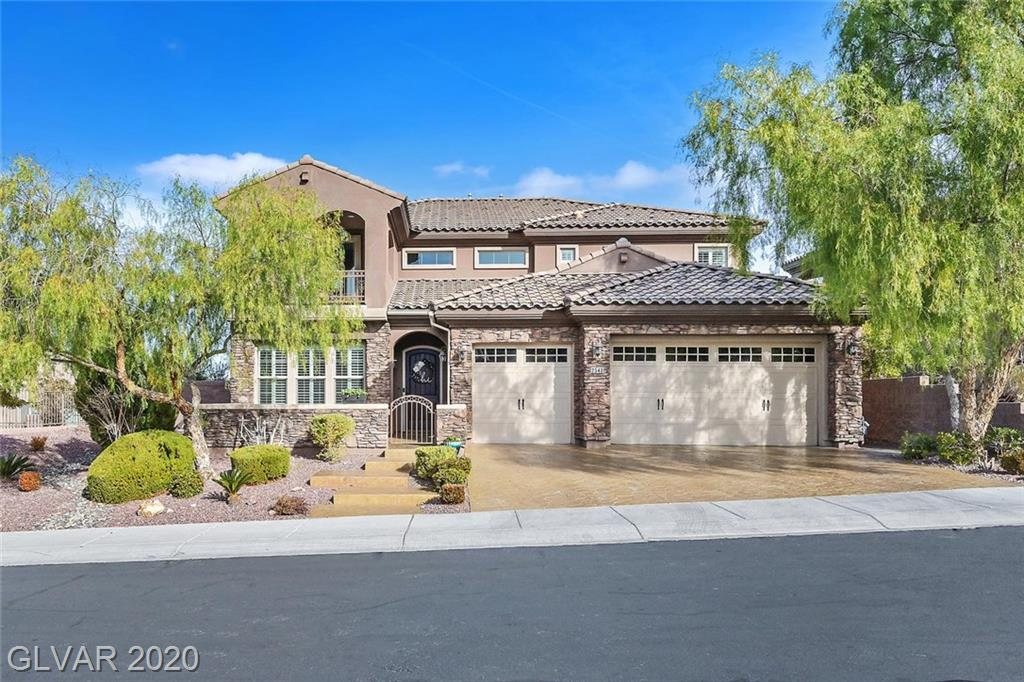 2340 FRENCH ALPS Avenue, Henderson, NV 89044