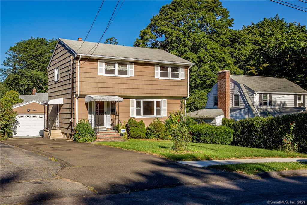 Perfect place to call home in one of the most desirable neighborhoods of Fairfield. Once you move into this neighborhood you surely will not want to leave. The main level features a bright living room with lots of natural light, a formal Dining room, and an Eat-in-kitchen. Hardwood floors in the living and dining room were just refinished. All 3 bedrooms are on the upper level with hardwood floors. Finished walk-out basement leads to patio and fenced-in level yard. Perfect for kids, pets, and entertaining. Newer windows and mechanicals. One car detached garage. Come see all that Fairfield has to offer: top-rated schools, beaches, restaurants, shopping, and more. Approx. 3 miles to Fairfield Metro train station and 64 miles to NYC.