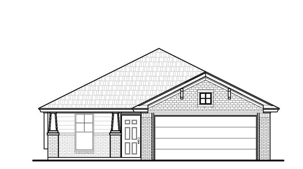 Under construction but the home can be reserved prior to completion! Ask about est. completion date. Residents of Castleberry enjoy stunning amenities that include a fitness center, clubhouse, pool, and playground; complimented by a prime location in the desired Blue Ribbon School District, Deer Creek! This beautiful home comes with a well appointed kitchen featuring custom wood cabinets, granite tops, stainless steel Samsung appliances incl built-in microwave and more! The living room is very large and opens to a huge covered back patio. The master is spacious with a large master bath and walk in closet.