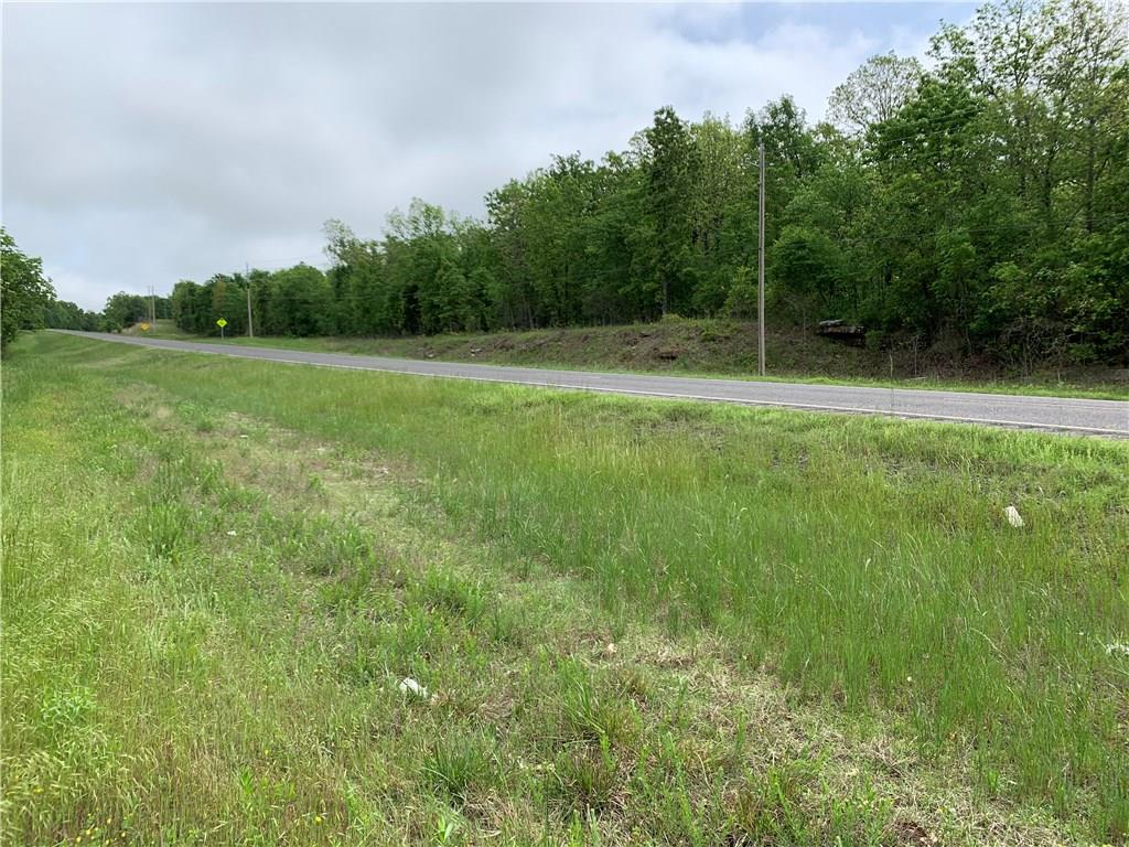 120 beautiful acres just off US-Hwy 59.  This property has it all, hwy access, wooded area, and creek.