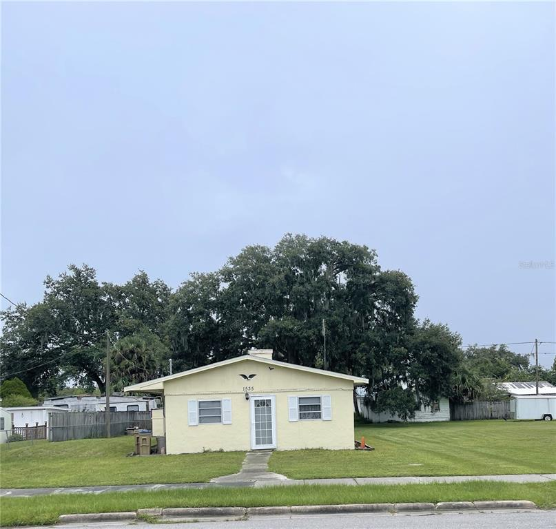 1535 Tallahassee Boulevard, Intercession City, FL 33848