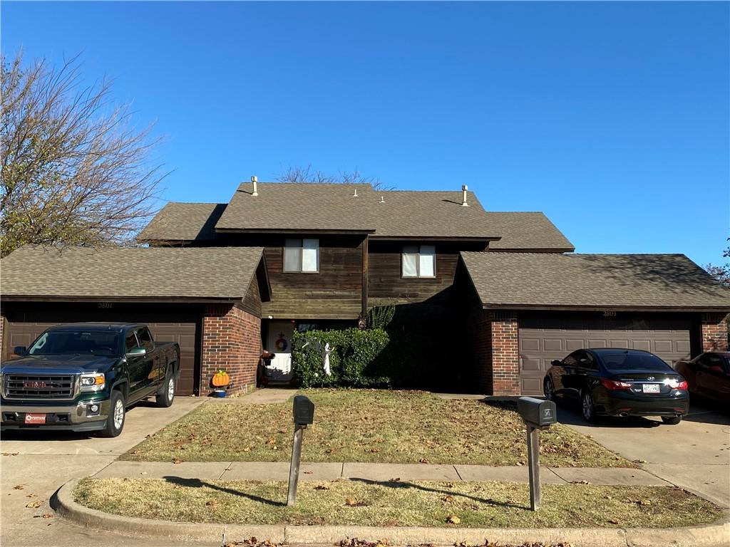 Investors look no further, large west side duplex for renters.  Great investment, 3 bedrooms 2 bathrooms on each side.  Don't disturb renters, Updated pictures to come. MUST give 48 hour notice please call/text Andrea Dillard for info. 405-517-9743