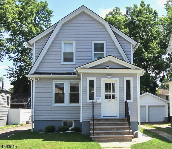 New Price! Low Taxes! Renovated! Just Unpack! *W*O*W*! Wonderful Tuscan 4 bedroom/2.1 bath w New Kitchen, New 1st floor Comfy Master Suite. All New Bathrooms . New Roof + New Siding. Nestled in Quaint + Charming  Neighborhood. Great value! 3 floors of lovely living space with first floor New Master Bedroom and Bath. Lower Level Rec Room (or Yoga Studio) w Laundry nearby. Patio in rear yard is perfect for BBQ's! Close to Schools, Seasonal Farmer's Market, and Maplewood's 'General Store' + 'Wellness District' Shops. Convenient for all Commuters. Jitney service to NYC Direct Maplewood Train Station! 78/GSP nearby! All rooms freshly painted with designer colors. Move-In Ready. Must see! *W*O*W*!