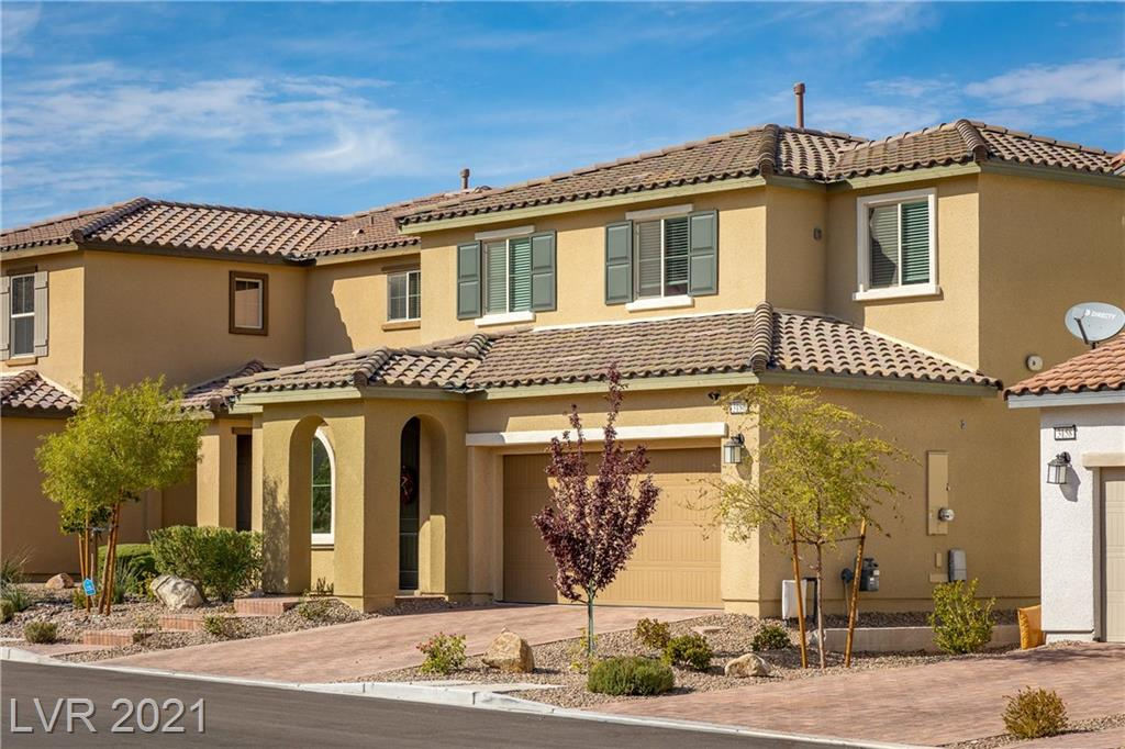 Turn Key highly upgraded 2 story single family residents @The Cove in Southern Highlands.   This home is a dual primary bedroom home with an open concept layout and a fully upgraded kitchen.  All the work has been done by the owner and all you have to do is move in!
