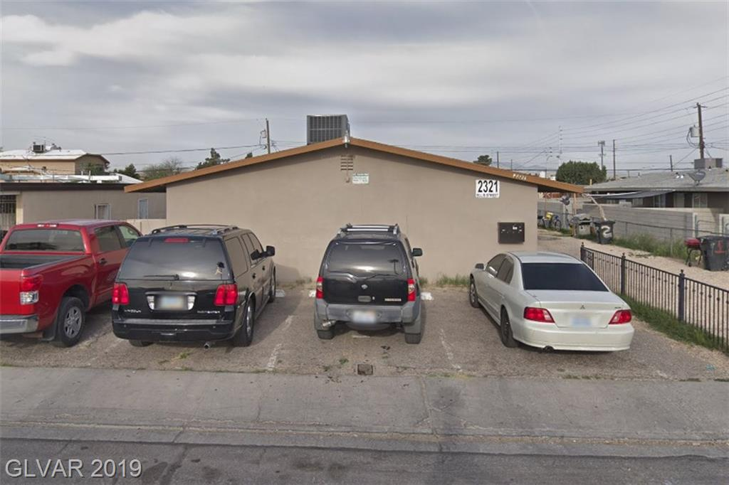 2321 ELLIS Street, North Las Vegas, NV 89030