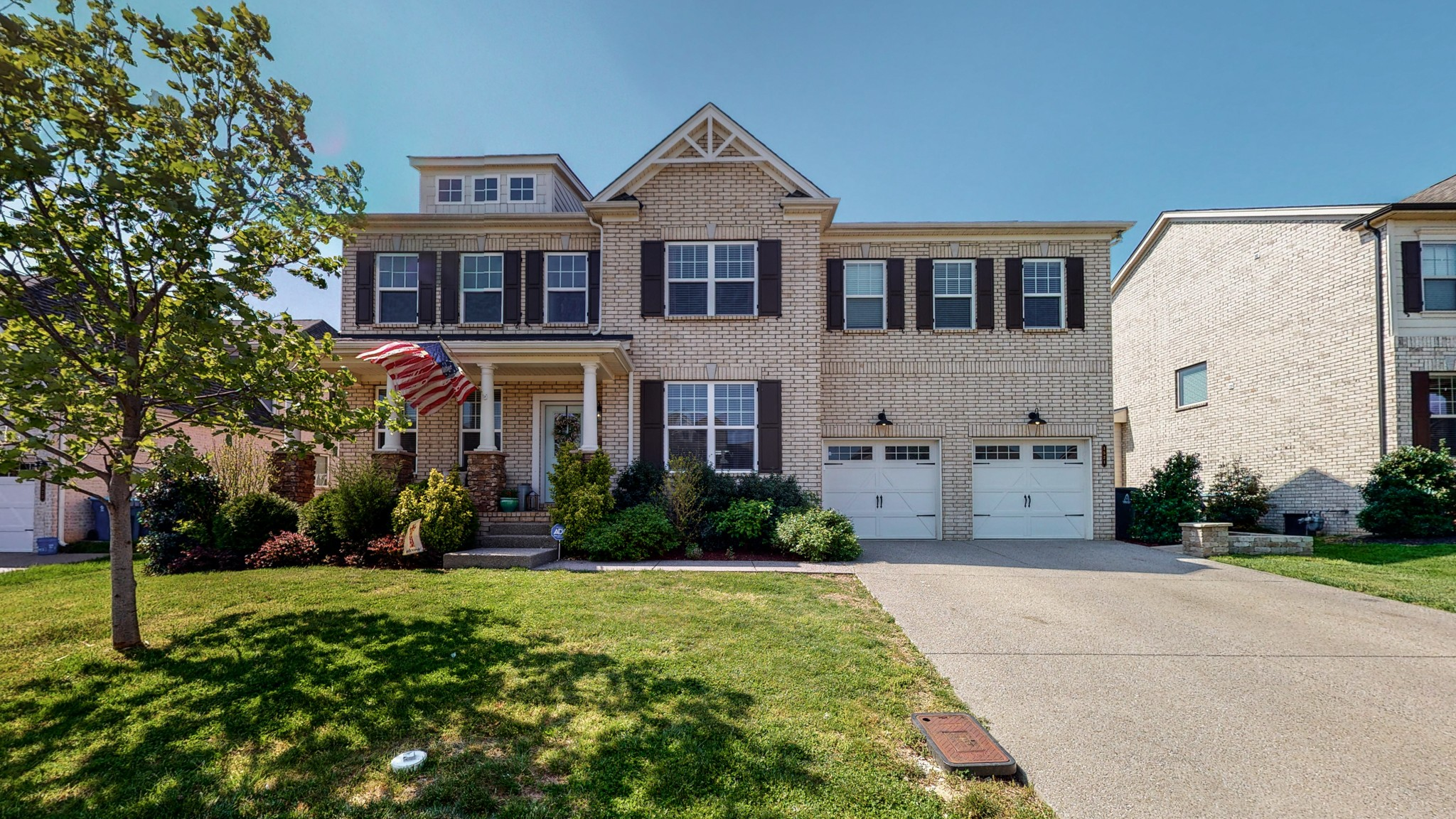 HUGE Price Adjustment!  4 Bed 2.5 Bath home in the Summerlyn Community! WALK to school! Gorgeous NEW Floors, Open Floor Plan, Custom  Outdoor Fire Pit, Beautiful Fenced level yard that backs up to common area.  Awesome upstairs bonus/playroom.