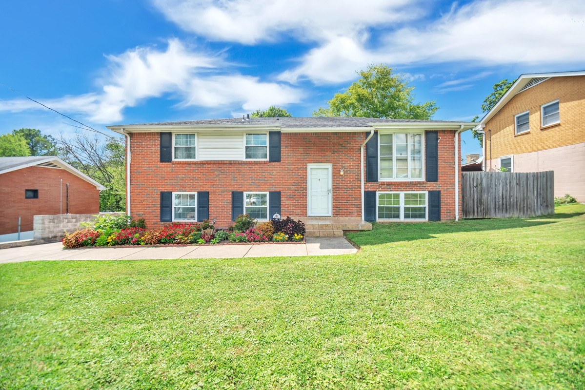 All Brick Home, Hardwood Floors. Must See Move-in Ready. Excellent LOCATION, close to both I-24, and Nolensville Rd. Minutes away from Downtown Nashville, Well kept & Clean 4Bedrooms/2Bathrooms. Huge Master suite, Plenty of Parking Space. Level Lot all fenced and Backyard Storage