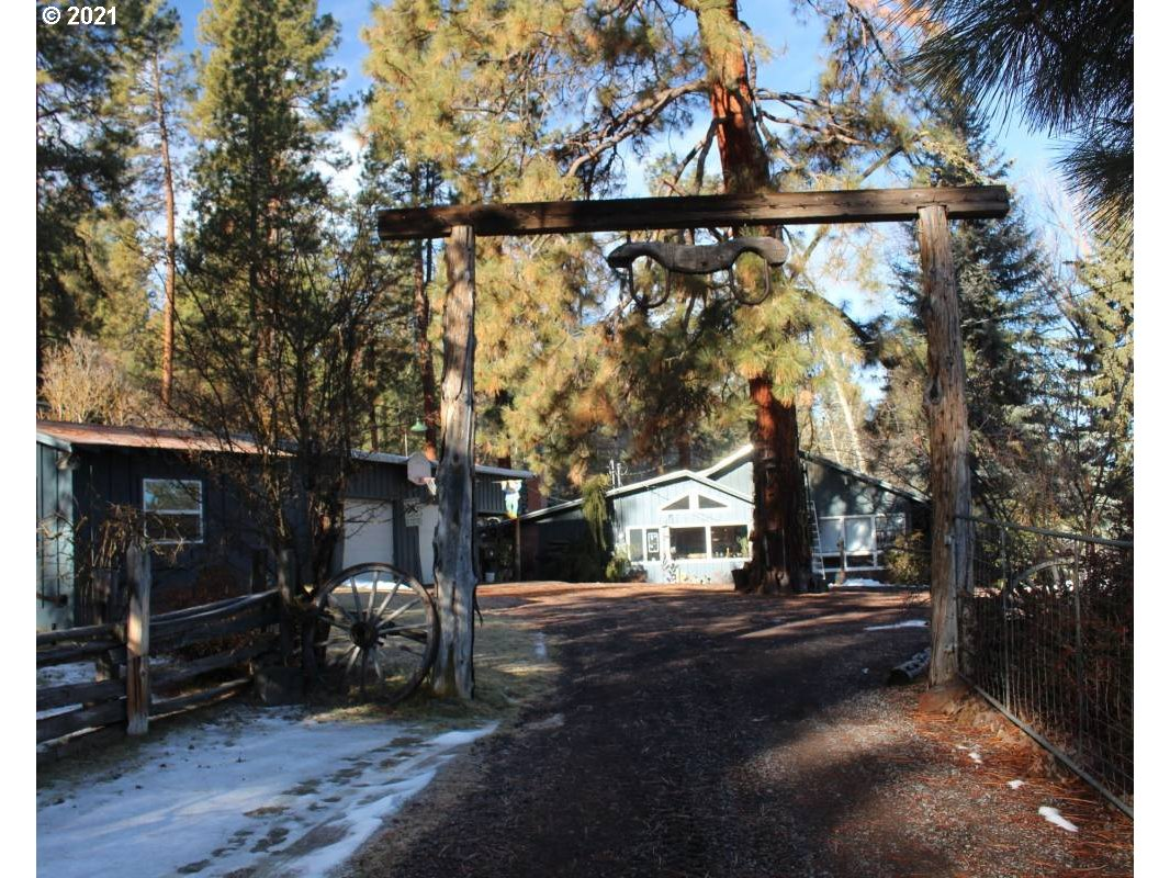 3355 Kircher RD, Chiloquin, OR 97624