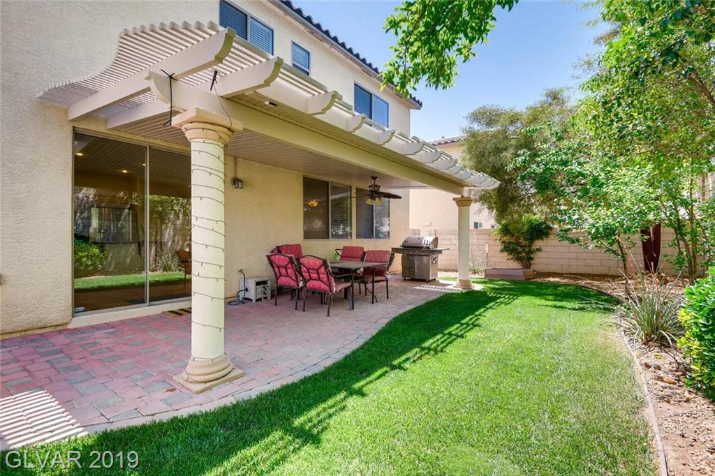 A MUST SEE immaculate home with a casita.  This home has a granite/stainless kitchen with a plethora of cabinets, a pantry, and a huge Island. All appliances are included. There is an abundance of space to include: a large family room and loft upstairs. The beautifully landscaped and private back yard is a retreat, featuring lush grass, fruit trees and a large patio cover. Home also features a 3 car tandem garage.