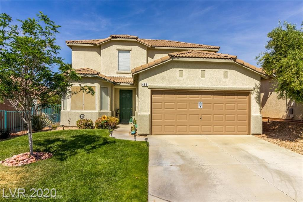 463 Canyon View, Mesquite, NV 89027
