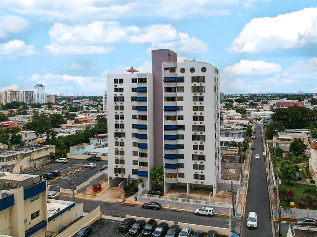 Location, Location... Apartment with lots of natural light, cross ventilation, excellent in security, It has 2 bedrooms, 2 bathrooms, Laundry closet, balcony and Walking Closet. Remodeled kitchens and bathrooms. Located on the 2nd floor. HOA $150. Property qualifies for aid from the local government of Puerto Rico. 3D Info https://my.matterport.com/show/?m=14upxq1q3uS&mls=1