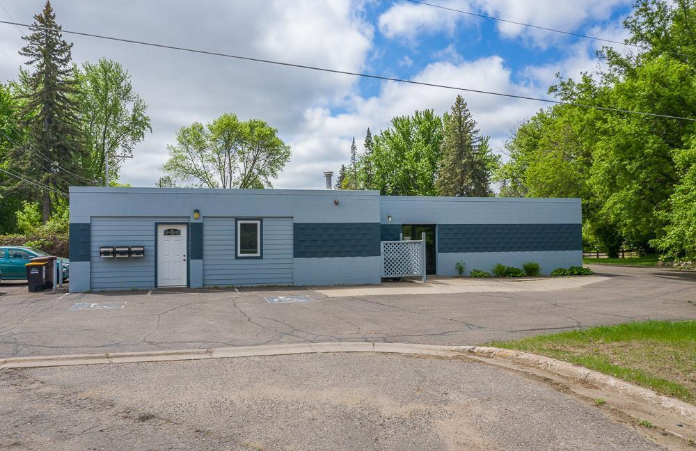 This is a great opportunity to own a large office building with plenty of parking in Brainerd. With 5156 sq ft in total and the ability to have multiple tenets... there are many options for a buyer.  Rent out part and use the rest as your own.