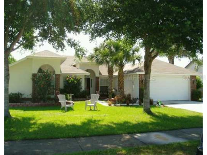 Back on market after tenants vacated this month. This 3 bed, 2 bath gem is located near Downtown Winter Garden and the West Orange Trail. This house has a double sided wood burning fireplace in both the living and family rooms, a screened back patio, large fenced back yard, a living room, family room, and dining room. The screen back porch is approximately 12x26 & 8x11 which makes it 20x26 at it's longest! This home also features a garden tub in the master bedroom and has a laundry room. LOW HOA.