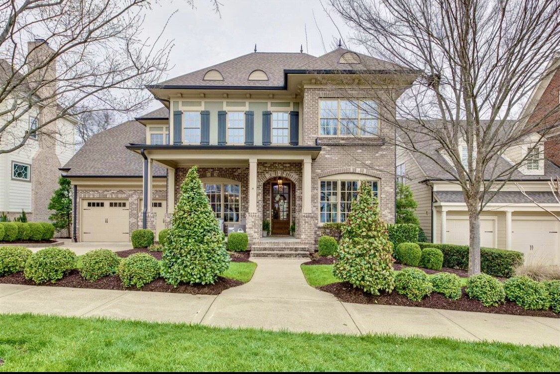 Stunning 6 bedroom home ~ Built by Legend Homes ~ Master + guest bedroom on main (guest currently being used as an office) ~ Backyard w/ covered porch & patio ~ Dbl Ovens ~ Walk in Pantry & Closets ~ Built ins throughout ~ 3 car tandem garage ~ Under cabinet lighting w/ outlets ~ Laundry has pocket door, cabinets & Sink + rod to hang ~ Plantation Shutters ~ Butler's Pantry w/ wine fridge & extra storage ~ Speakers ~ Wet bar & fridge in bonus ~ Wood floors on main ~ Beautiful molding throughout