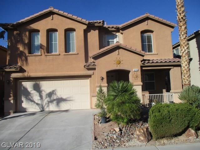 2 STORY HOME WITH 4 BEDROOMS 2 1/2 BATHS AND ALMOST 2700 SQUARE FEET OF LIVING AREA ALL SITUATED IN THE MASTER PLANNED COMMUNITY OF ALIANTE;  VERY OPEN DOWNSTAIRS; LARGE LOFT LOCATED UPSATIRS; LARGE MASTER BEDROOM WITH WALK-IN CLOSET; NICE SIZE BACKYARD FOR ENTERTAINING.
