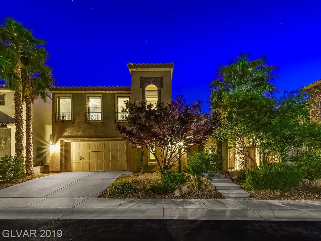 Stunning Masterpiece in Guard Gated Tuscany! Just up the street from world-class Clubhouse & Rec Center. Open Floor Plan with Designer Finishes ~Chef's Kitchen, Granite Counters, Stainless Appliances & Custom Cabinets. Master Bedroom with Retreat & Private Balcony. Features show-stopping Custom Walk-in Closet! Amazing Garage Workshop! Unwind in the Serenity of your Elegantly Landscaped Backyard & Front Courtyard  ~~3D Virtual Tour & Web Site~~