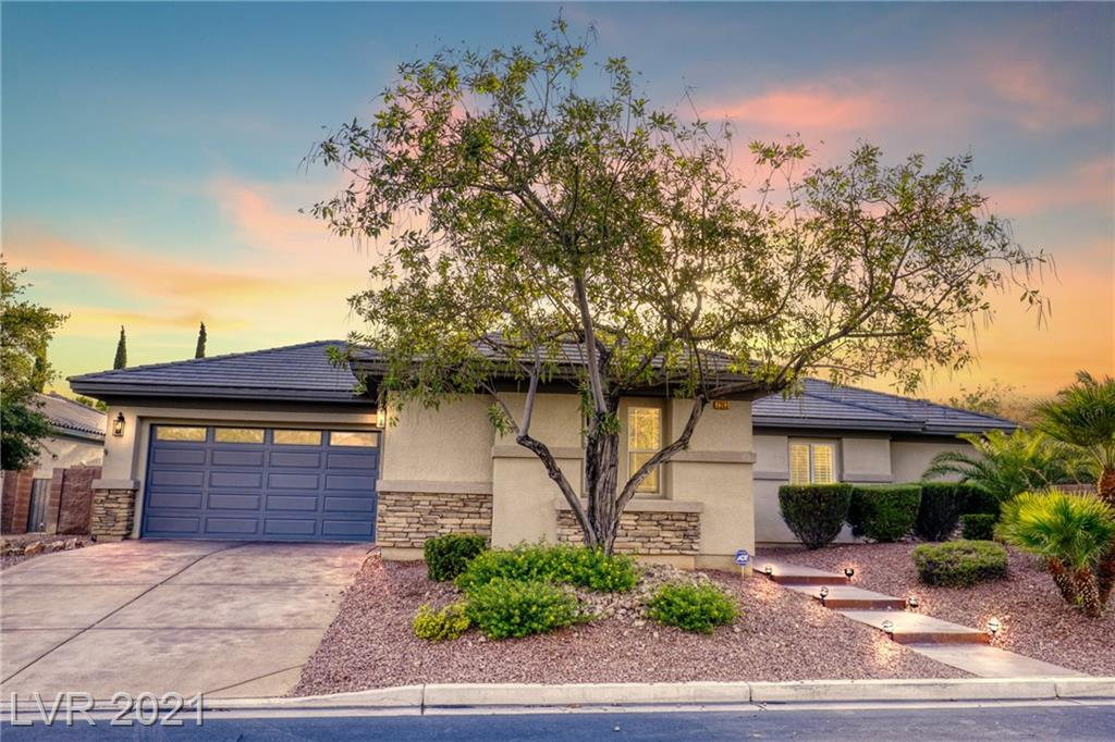 """ABSOLUTELY INCREDIBLE opportunity to own your forever dream home!!! This single story home located in the HIGHLY sought after gated community of Wyeth Ranch is one for the books. With BRAND NEW AC units and a backyard OASIS that boasts LARGE pebble tech pool, spa that can seat 10 + people, waterfall features, new pump, synthetic turf, pool fencing and LUSH mature Landscaping.. This is """"The One"""" you've been waiting for! Freshly painted from head to toe it's ready for its new owner. The layout is so user friendly with space for EVERYONE! Separate entrances and exits make it a possibility for mother-in-law quarters as well. Formal dining, game room possibilities, eat-in kitchen and family room with fireplace that comes with a projector this home is an entertainer's dream! Master bedroom is located uniquely by itself with views of the stunning backyard, dual walk-in closets, dual sinks, soaking tub, makeup vanity and more. Must see this magnificent property today, she won't last long!"""