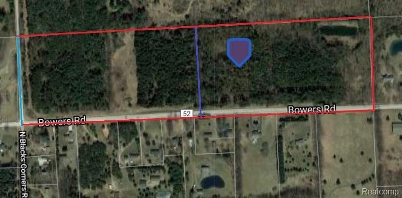 Almost 40 Wooded Acres Great for hunting or a secluded New Home building site!  Tons of wildlife, Great Deer & Turkey hunting!  Surrounded by many acres of woods & Privacy!!  Large Pond in N.E. corner of property.  Perfect established Sanctuary for the deer, with distant farm fields and 1000's of acres of State land not far away!  Secluded setting, yet on a paved road make this a one of a kind piece of land!  Buyers agent must accompany all showings. 2 Parcels ID's included with Sale.  Power Lines on both Parcels.