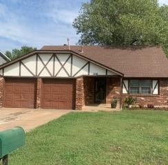 This is a great house that has been kept up well.  Just needs updating to make it your own.  The kitchen and dining area opens into the living room with direct access to the back yard.