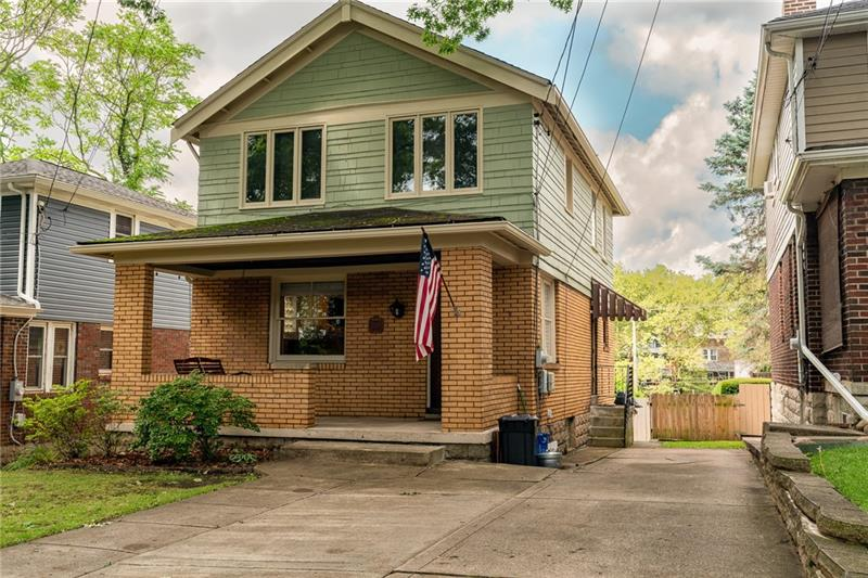 1220 East End Ave, Regent Square, PA 15218