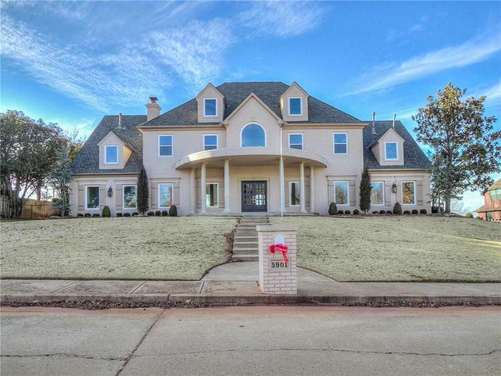 "Stunning does not begin this truly remodeled home located on the distinguished west side of Oak Tree on the golf course.A generous front porch welcomes you into an expansive entry with gorgeous views to the backyard. As you pass by the staircase,a secondary living and formal dining can be found.The main living area features a wall of ""doors"" providing plenty of natural light coupled with a stunning fireplace & ceiling beam.The kitchen is open enough to the living room without being exposed and features commercial style appliances including full refrigerator and freezer along with stunning counter tops and back splash.The master bedroom is located close to the study & features a serene bathroom along with a well thought out closet.Upstairs features an additional master,3 additional bedrooms and a large bonus room.Thinking of adding a pool?The featured in the photos can be added with the outdoor kitchen for only $78,000.Eligible for Jumbo Financing...we have the lender!"