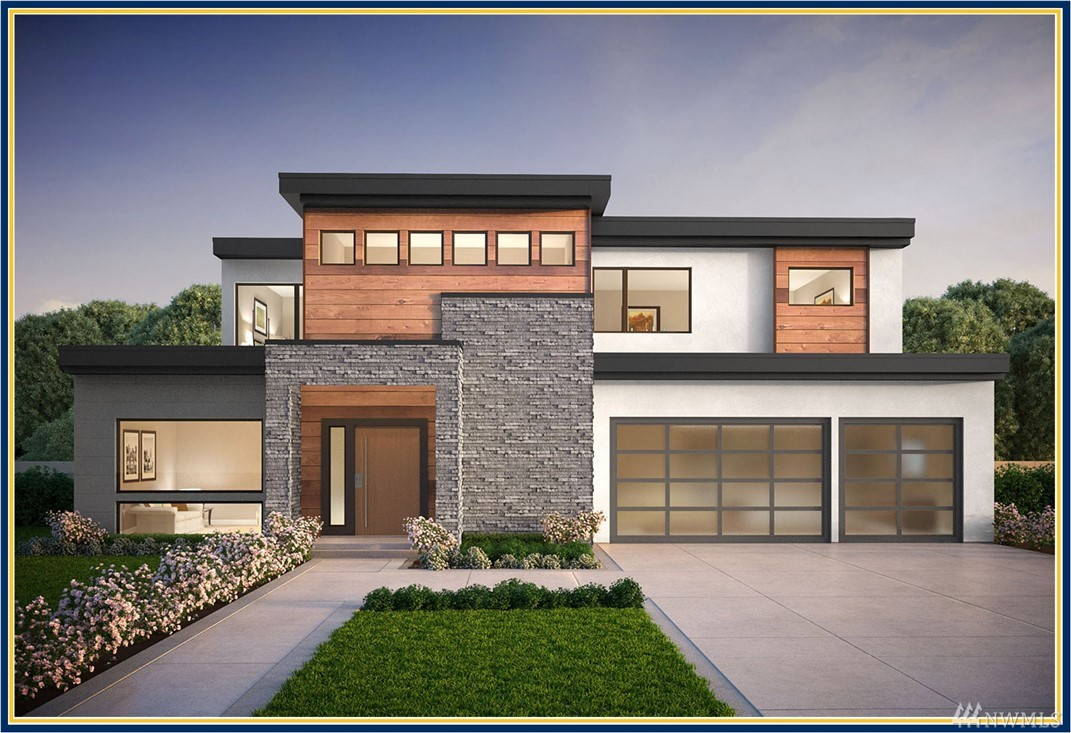 "Under Construction – Summer '19 Completion. BDR Fine Homes presents a fresh new modern luxury home in the heart of Enatai. Situated on a large, private lot w/ a flat & sunny backyard. 5 Bedroom Suites + Den. Signature covered outdoor room w/ heaters, fireplace, TV, BBQ. Gourmet chef's kitchen. Wine grotto, media room, & bonus room. Walk to new Enatai Elementary School. Build with the BDR Team, a 3-time winner of the coveted Builder of the Year Award & voted 425 Magazine's 2018 ""Best Builder"""