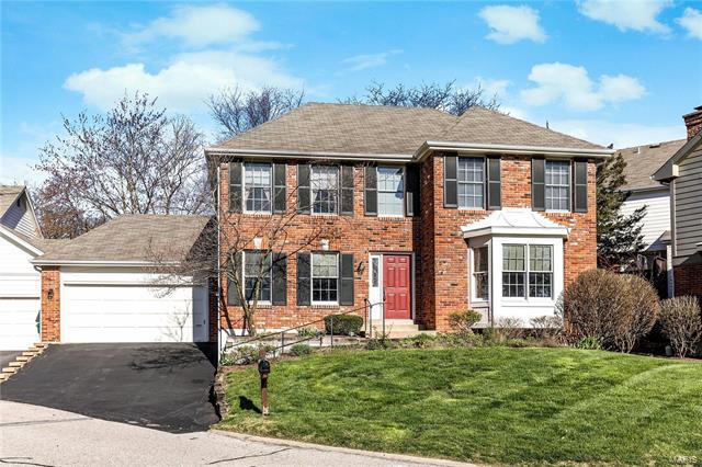1109 Webster Oaks Lane, Webster Groves, MO 63119