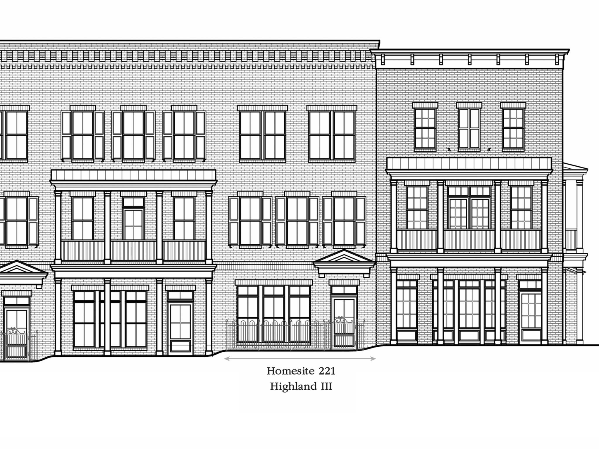 LIVE WORK TOWN HOME AT TOLLGATE.. New Construction ready in February 2021. The 2002 s/f Highland is a Gorgeous Open Floor Plan. First Floor Has a 19X11 Retail Office Space. 2 Car Attached Garage. The Highland brings elegance to everyone's lifestyle. The main living level features an expansive great room and dining room open concept. The gourmet kitchen is a chef's delight with an eat-at island that opens to a Large 2nd story Deck. Two Master Bedrooms on Top Level. See attached Brochure