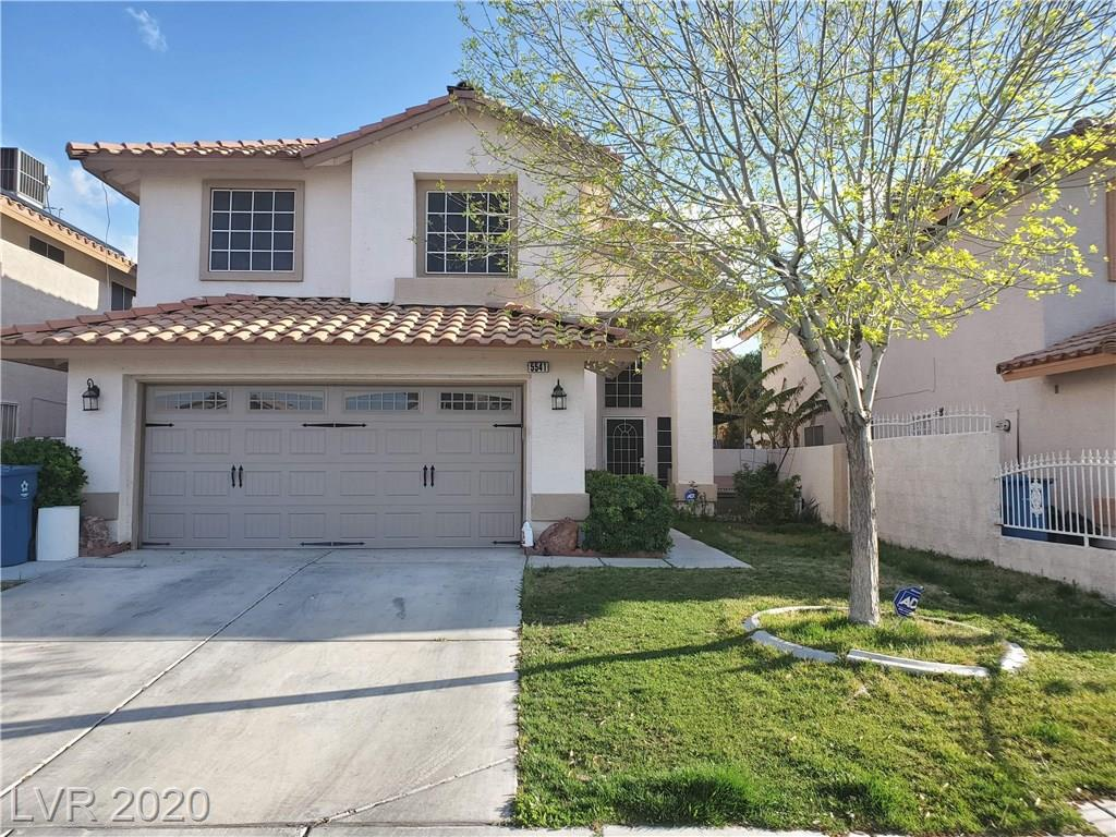 5541 Super Bowl Drive, Las Vegas, NV 89110