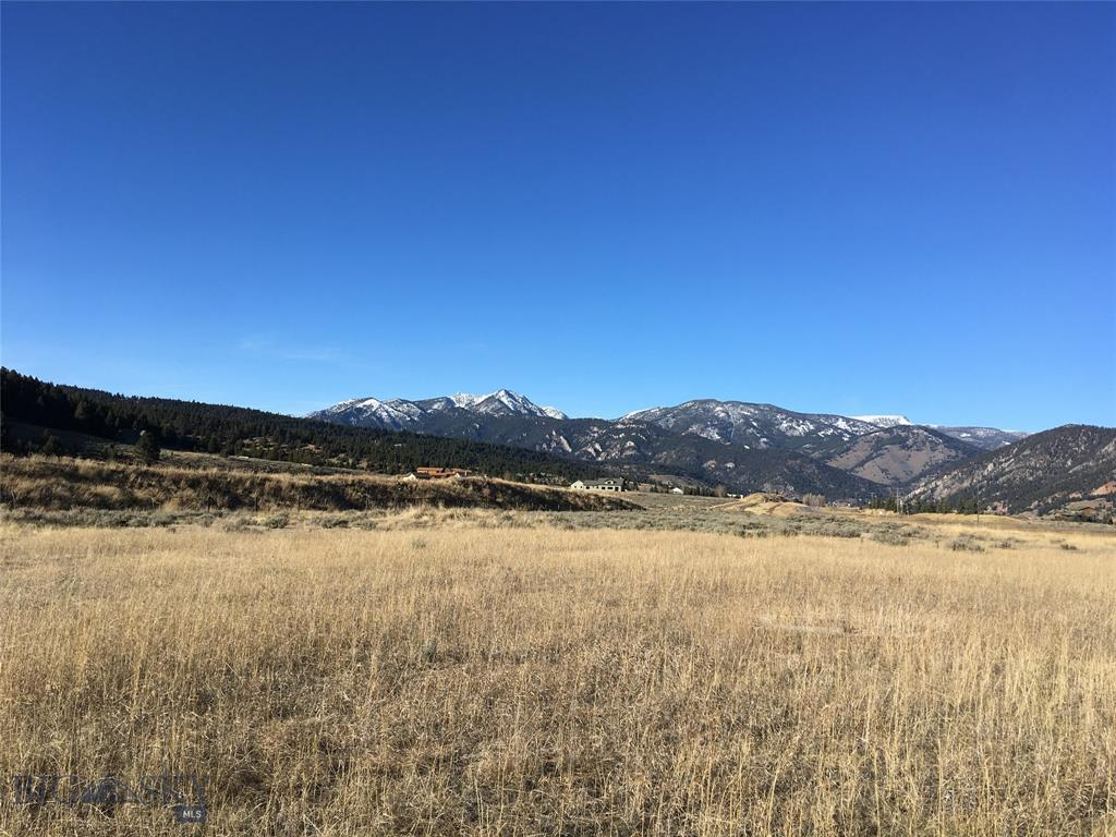 Beautiful views of the Spanish Peaks and Gallatin Range on this parcel with no covenants and RC-SF-2.5 zoning.  A fantastic spot for recreation, the Gallatin River is located across the road with great proximity to access for fishing, snowmobiling and hiking.