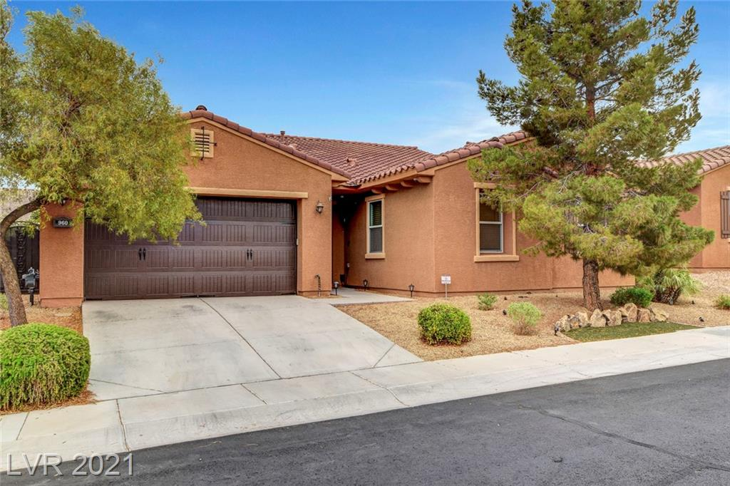Absolute pride of ownership! Schedule your private tour of this remarkably well-kept single story home nestled in the guard gated community of Tuscany. This home welcomes you with an open-concept layout, 4 bedrooms, 2.5 baths, 2.5 epoxy tandem car garage, fully landscaped yard front and back. Water softener and appliances included.