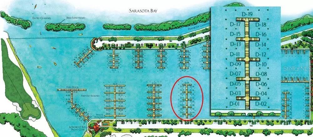 2800 Harbourside Drive D-05, Longboat Key, FL 34228
