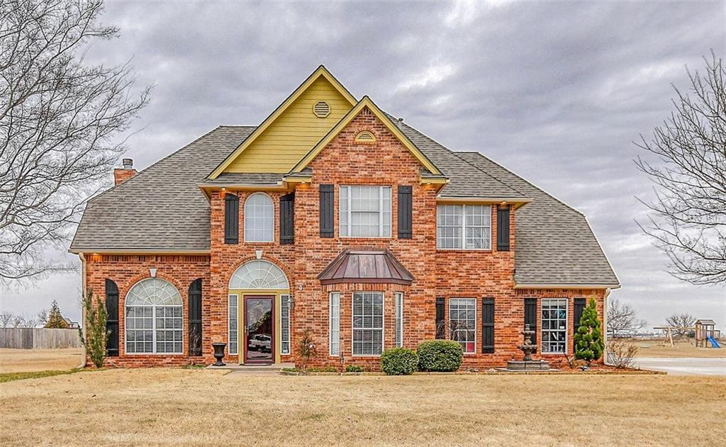 OPEN HOUSE THIS SUNDAY, MARCH 1ST STARTING FROM 2:00-4:00PM - WOW! LOCATION! LOCATION! LOCATION! HERE'S A CHARMING 2644 SQFT 4 BEDROOM HOME ON 2 ACRES! YOU WON'T BELIEVE THE CHANGES THAT HAVE BEEN MADE. STARTING WITH A REPLACED FRONT DOOR, REPLACED WOOD RAILING WITH BEAUTIFUL WROUGHT IRON, OPENED THE FORMAL DINING TO THE LIVING ROOM, COMPLETELY REMODELED THE KITCHEN WITH GRANITE, CABINETS TO THE CEILING, A PANTRY, A WET BAR, A HUGE LAUNDRY ROOM WITH EXTRA STORAGE, NEWER FLOORING INCLUDING NEW HARDWOOD FLOORS THROUGHOUT THE DOWN STAIRS, NEWER HVAC UNITS, REPLACED PROPANE GAS WITH NATURAL GAS, OVER $25,000 TO THE PATIO, CONCRETE AROUND THE BACK, MORE CONCRETE TO THE DRIVEWAY AND MUCH MORE! ASK FOR THE BEFORE AND AFTER PHOTO'S IF INTERESTED.