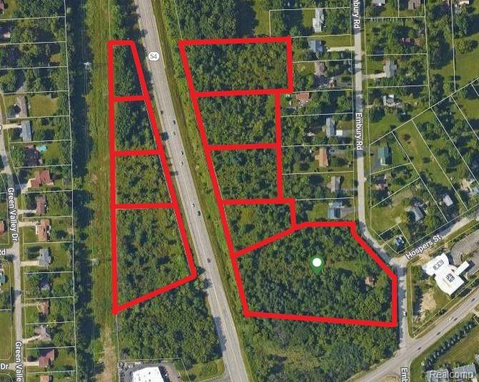 14.73(+\-) Acres. High traffic count, great demographics, Dort and Grand Banc Rd. Zoned general commercial. Bring your retail, office, or restaurant.