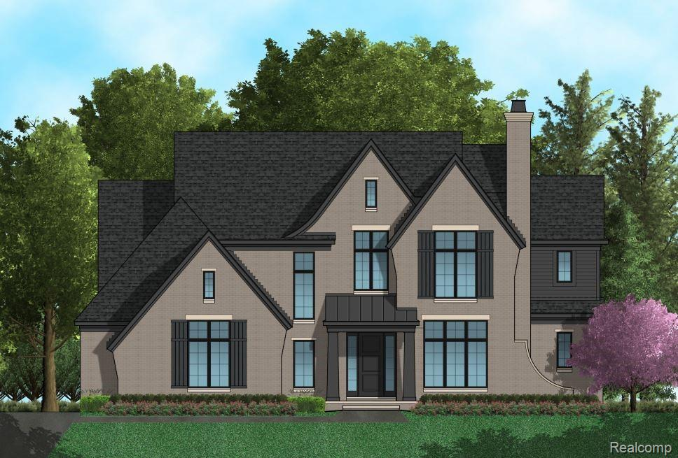 """This gorgeous Baron Estates home can be yours!! This is your LAST opportunity to purchase a custom home in this prestigious Bloomfield Hills community. A private enclave of 22-unique & stately new construction homes. This hard-to-find, First Floor Owners suite layout with 3 bedrooms & a large loft on the 2nd floor is waiting for your personal decorative finishes & customization!! The floorplan features a spacious gourmet kitchen with a separate """"prep"""" working area & huge walk-in pantry. The open layout provides a great flow for entertaining. The well designed First Floor Owners suite is appointed with dual vanities & Walk-in closets, relaxing soaking tub and separate shower.  Large Laundry & Mud rooms off the 3-car, side-entry garage.  Great room showcases a fireplace and full wall of windows. The 2nd floor level offers a flex-loft space and a private bedroom suite with adjoining full bathroom along with a Jack/Jill bathroom/bedroom design. Projected occupancy Spring/Summer 2022!!"""