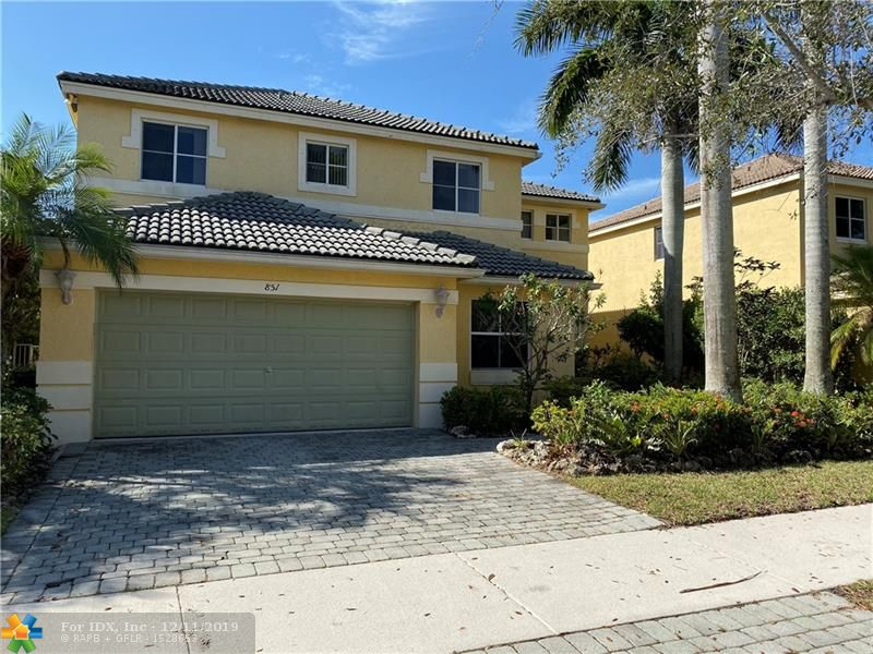 """Spectacular pool home! Located in the prestigious gated community of """"Savanna"""", Preserve I, in Weston. Tons of space in this 2-story home - 6 bedrooms, 4 bathrooms, huge """"Bonus"""" room, breakfast area, family room & laundry room. Resort style community w/ lap pool, main pool, interactive kiddy pool, baby pool, 9-hole mini golf, clubhouse & more. Access to A-rated best Weston schools. All offers must be submitted via online offer system link. Access system via link in Broker Remarks. A tech fee will apply to the buyers agent upon consummation of sale. Employees or directors of JPMorgan Chase & its direct & indirect subsidiaries are strictly prohibited from directly or indirectly purchasing any property owned or serviced by or on behalf of JPMorgan Chase or its direct & indirect subsidiaries."""