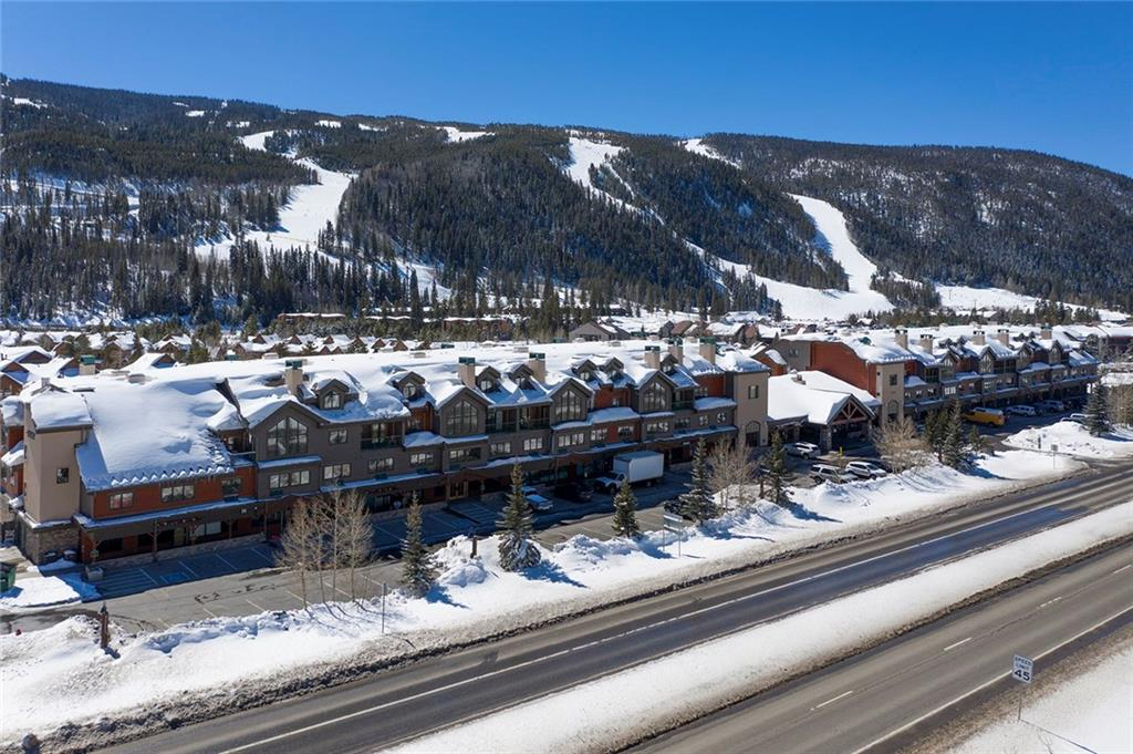Offering a very convenient and central location in Keystone, this studio shines with newer carpet, newer sofa sleeper, new dining table, rocking chair and Murphy bed mattress. Enjoy all of the amenities including indoor swimming pool, hot tub, fitness room, BBQ area, heated garage parking, ski storage/owner storage, elevator, restaurant, Keystone Shuttle to the slopes and more. Strong HOA with low dues which include all utilities. Short-term rent or extend your weekends and skip the traffic.