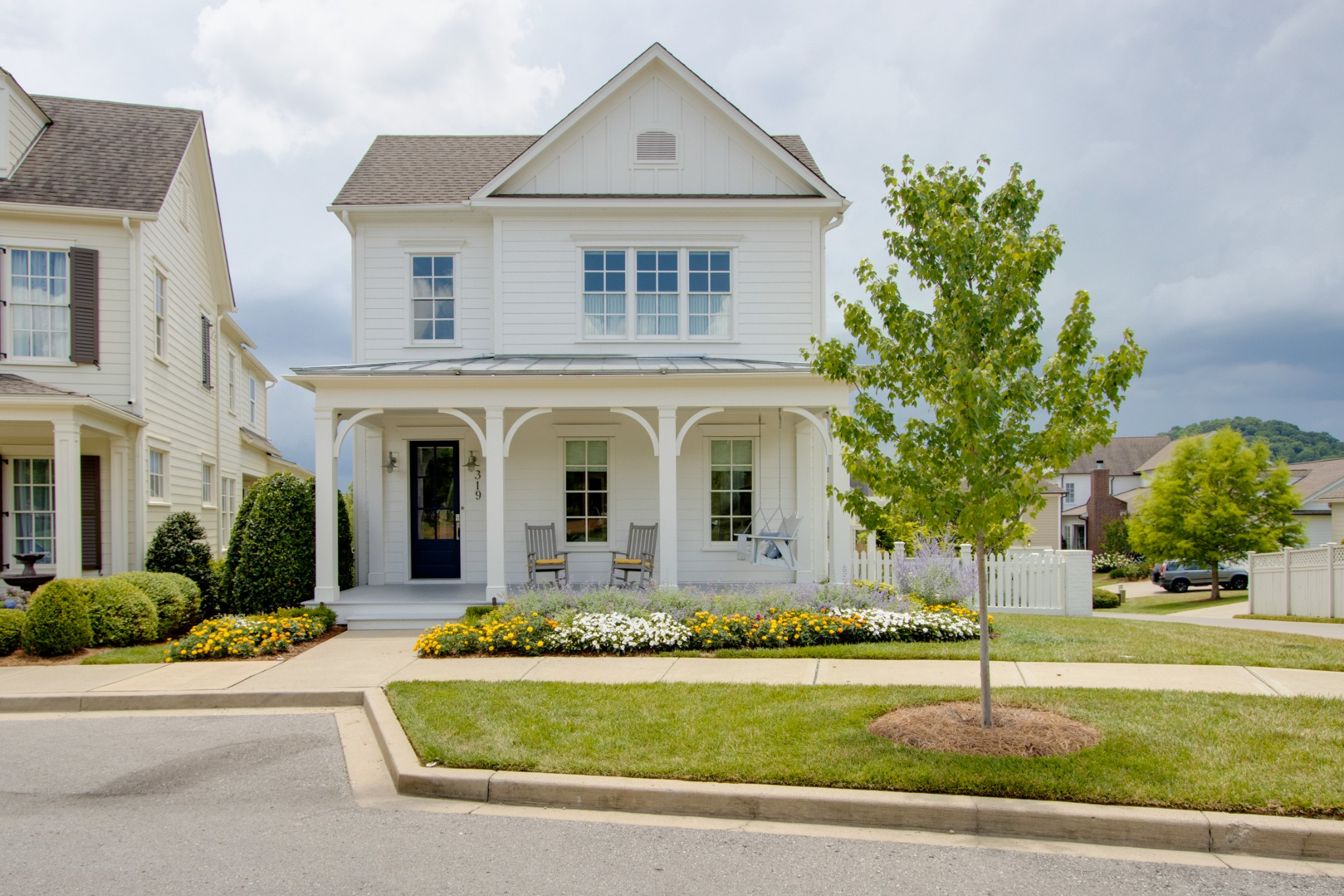 This beautiful coastal farmhouse is situated on a quiet cul-de-sac in the highly coveted Berry Farms neighborhood. With its long list of premium upgrades, gorgeous design, and immaculate outdoor space- this home is a must see!