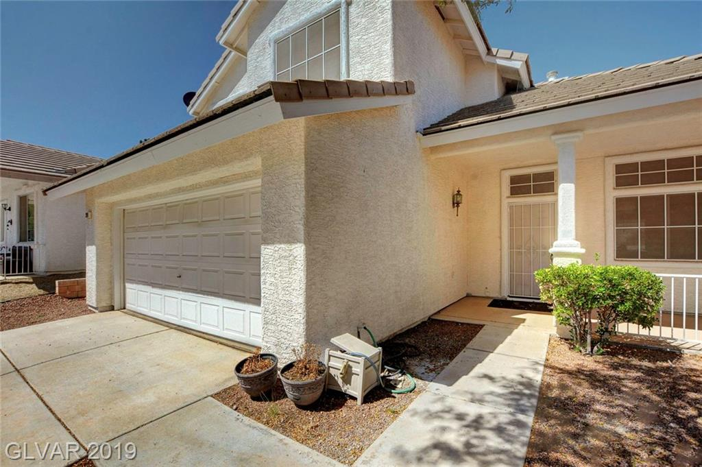 LOCATED IN GREEN VALLEY RANCH.  BEAUTIFUL PARKS, BIKE TRAILS, EXCELLENT SCHOOLS, RECREATION, TOP-NOTCH RESTAURANTS, & BOUTIQUE SHOPS MINUTES AWAY.  18X18 TILE ON THE 1ST FLOOR. GREAT BUILT-INS, LARGE BACK YARD WITH COVERED PATIO. KITCHEN HAS GRANITE COUNTERS, BACKSPLASH & LOTS OF CABINETS. THIS IS A  MUST-SEE HOME ON A QUIET STREET BUT NEAR  GREAT AMENITIES. FRESHLY PAINTED; BATHROOMS HAVE BEEN RENOVATED WITH NEW FLOORING + NEW TOILETS.
