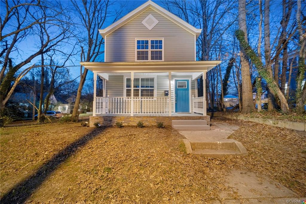 New renovation in Northside! New hardwood floors, stainless steel appliances, granite counters, HVAC and more!